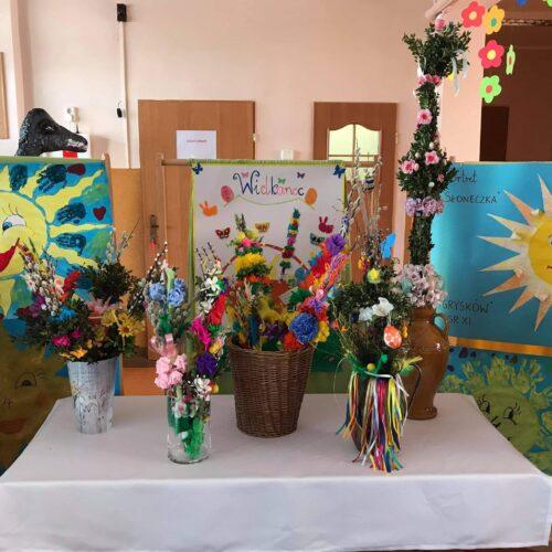 Konkurs na Wielkanocną Palmę